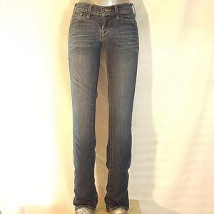 Lucky Brand Charlie Straight Leg Jeans